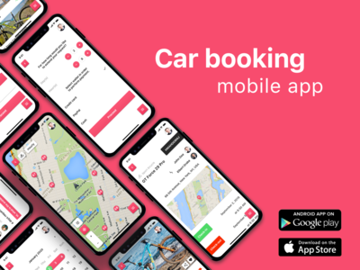 TURBO®: Car Booking Application for iOS and Android