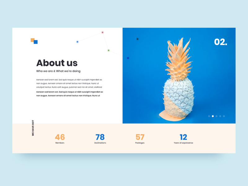 Just One Single Page one page design colors webdesign web design ux ui ux design ui design