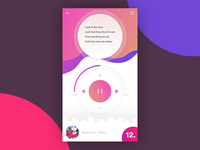 Ipod Style Music App For Mobiles