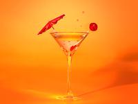 TOUT SWEETS // Martini