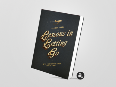 Lessons in Letting Go Cover Design