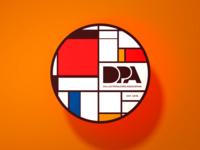 DPA Sticker : Mondrian