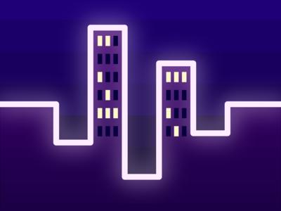 Square Wave City