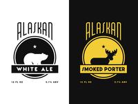 Alaskan Labels Reimagined