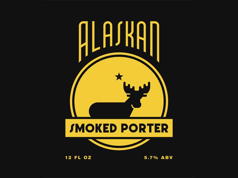 Alaskansmokedporter