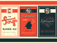 Wedding Beer Labels