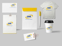 Branding  Identity For One Stop Solution