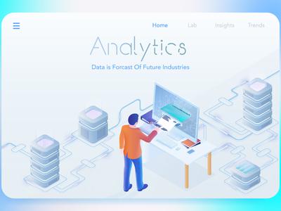 Data Analytics landing