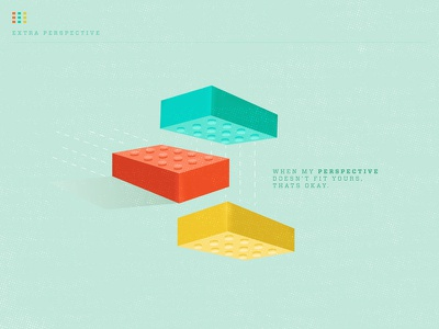 Perspective Legos