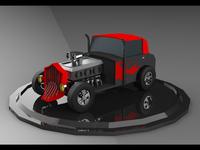 Car Game Model