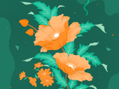 Flower Illustration