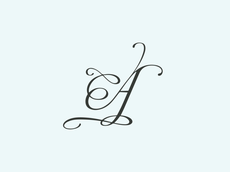Anaria Monogram monogram logos logo design logodesign logo branding design branding brand identity brand design brand