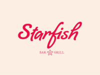 Starfish Bar and Grill Logo