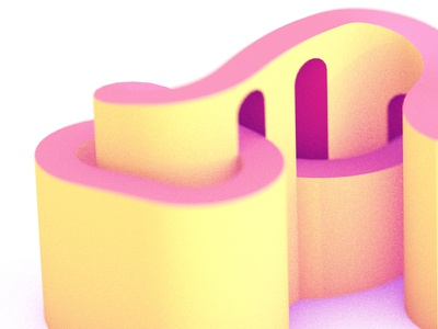 Ramps maze ramps isometric 3d