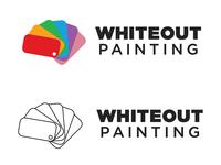 Whiteout Painting Logo