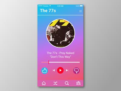 Vibe Music App