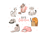 Cats collection