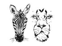 Graphic Animals