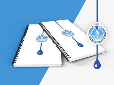 FJH Industrial Supply Spiral Notebook