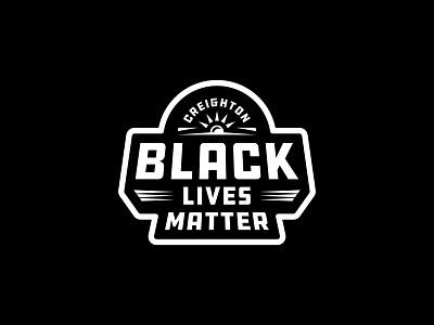 Black Lives Matter branding blm blacklivesmatter sun illustraion illustrator vector design badge
