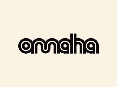 Omaha text treatment