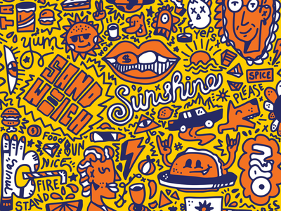 Sunshine Stand brand exploration