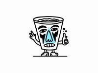 Cup Illustration