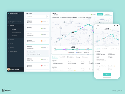 Freight Operations and Management Tool