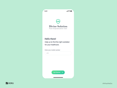 Appointment Scheduler Application ui  ux health app doctor app hospitals hospital appointments appointment booking healthcare app healthcare interaction animation interaction design interactiondesign interactions interaction user interface ux ux design ui design