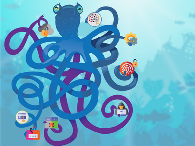 Octopus octopus sea cybersecurity