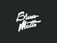 DJ Bruno Motta logo