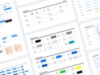 UI-kit of due diligence platform