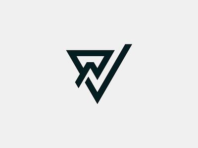 VN letters logo monogram