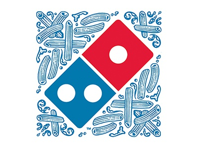 Dominos Pasta Logo