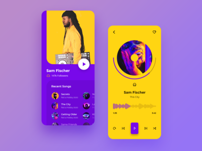 Music Player (Concept)