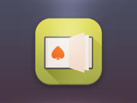 Icon for poker lessons app