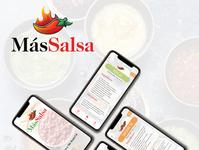 MásSalsa - UI/iOS Kit
