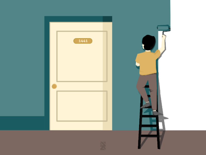 Move on - Illustration illustration  graphic design