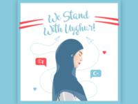 Save uyghur #2
