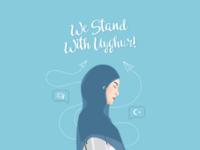 Save uyghur #3
