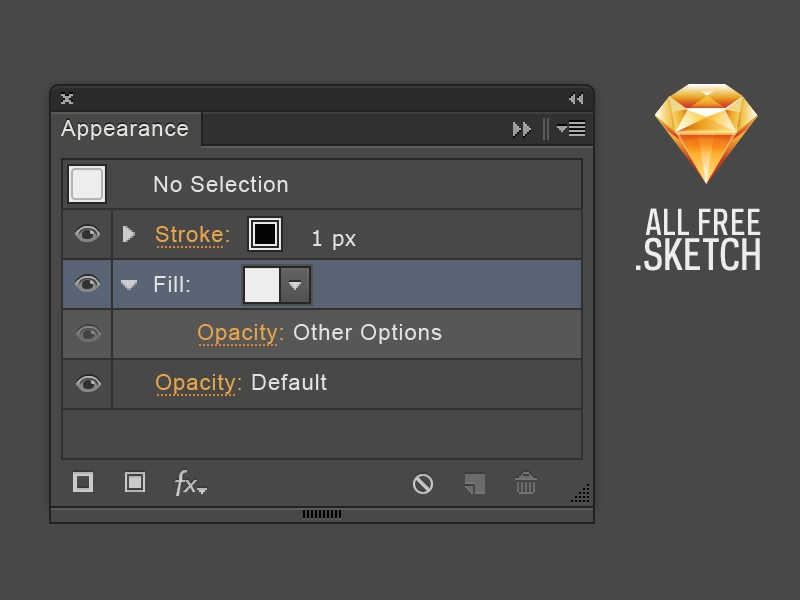 Adobe Illustrator UI Kit. Sketch App (FREE) adobe illustrator ui kit sketch free sketchapp