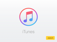 New iTunes 12.2 Icon