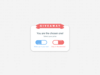 Weekly UI 3 Giveaway