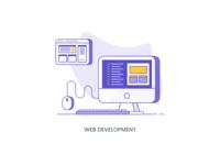 (2/4) Services Icon - Web Development