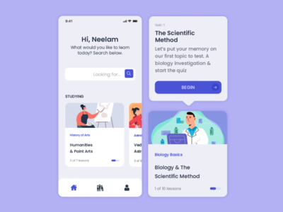 E-Education Mobile App