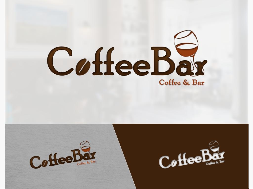 CoffeeBar Logo logodesign logo design