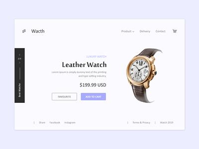 Product    E-commerce site    Design ecommerce shop development designing application website shopping cart product watch ecommerce