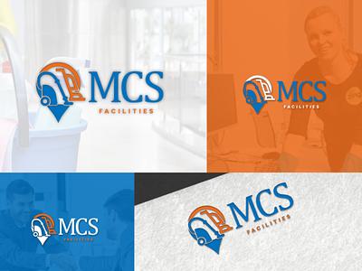 MCS Logo Design designer ideas logowork design art logo design logo