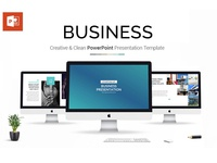 Starting Up - Business PowerPoint Template