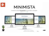 Minimista PowerPoint Template